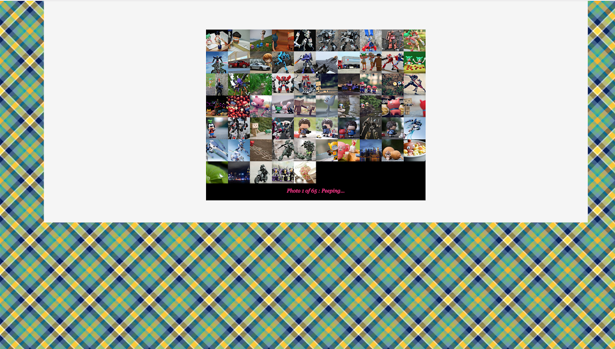 jQuery Flickr Photo Gallery Plug-In