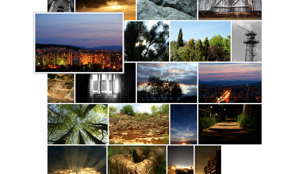 jQuery gallery plugin google plus gallery