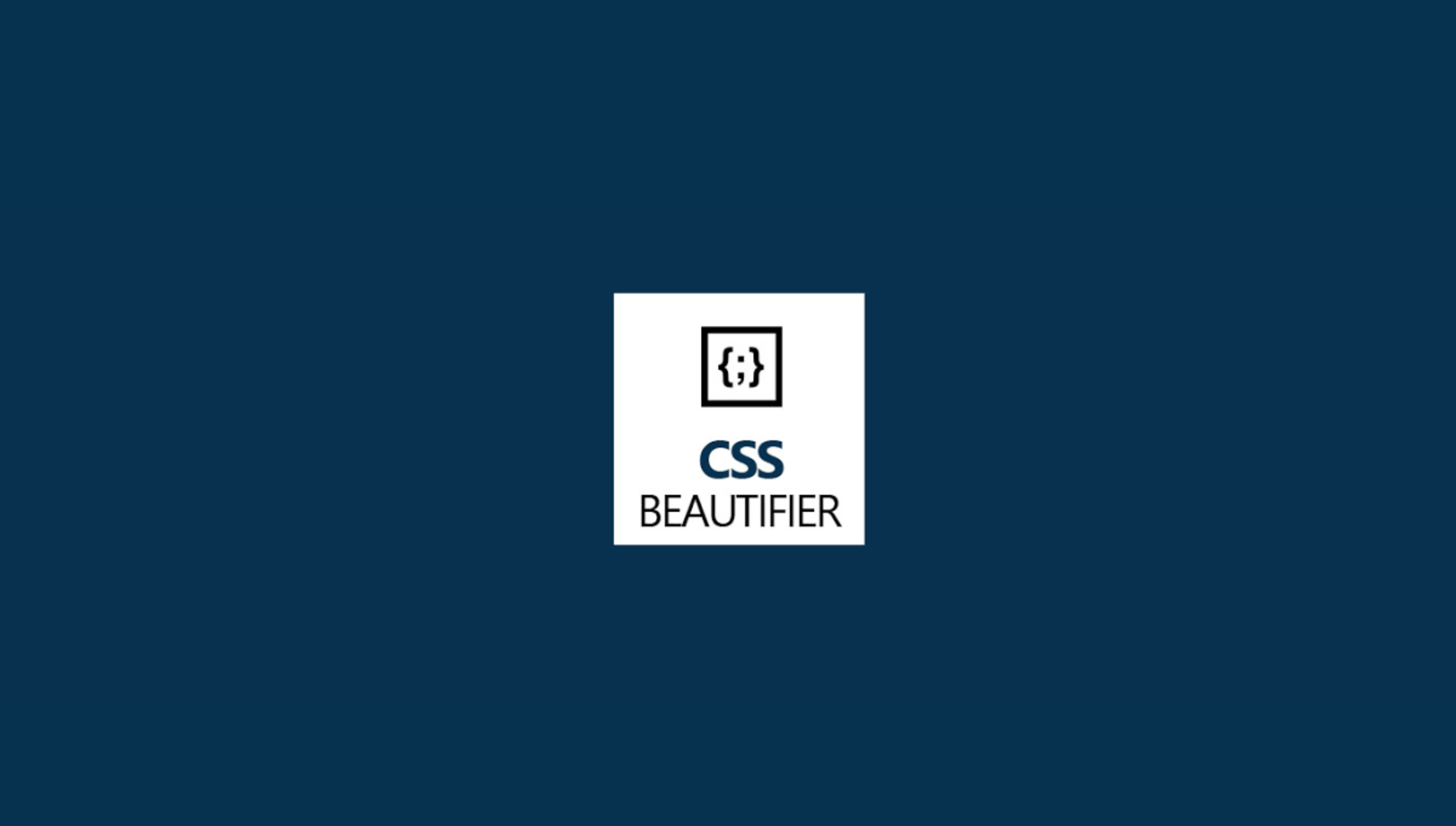 JavaScript Beautifier 4