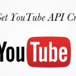 Get YouTube API Credentials 10