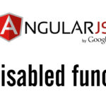 Enable and Disable drop down box using angularjs ngDisabled 11