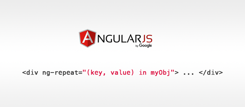 Iterate javascript object keys using angularjs ngRepeat 1
