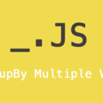 underscore js _.groupby multiple values 16