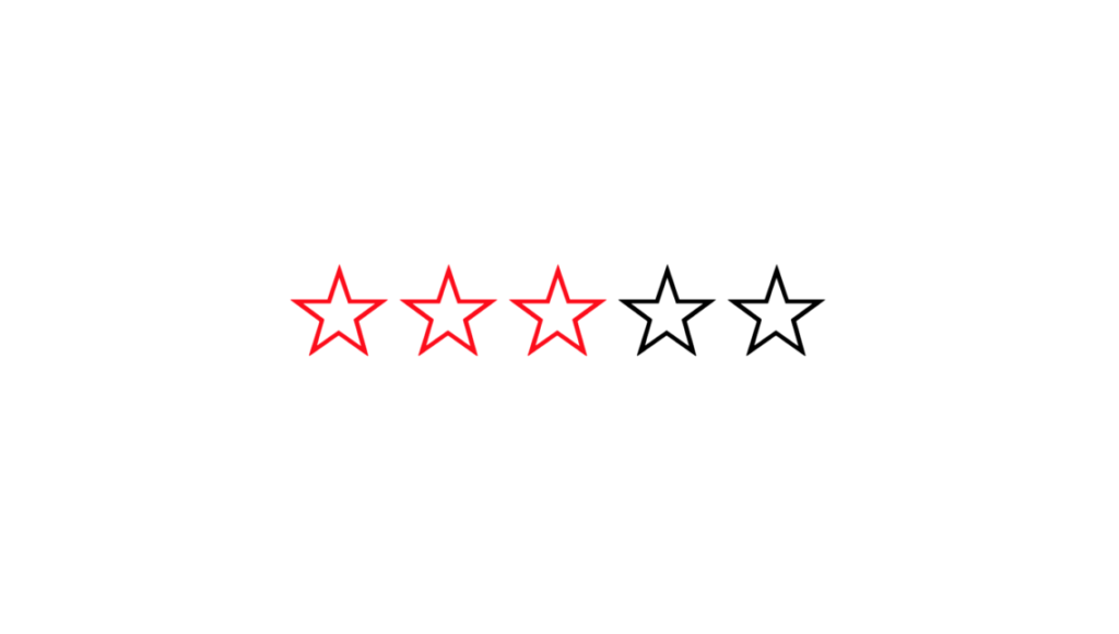 27 CSS Star Ratings 24