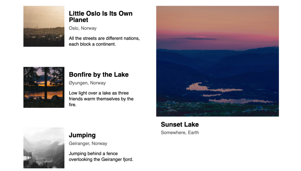 18 CSS Grid layouts 4