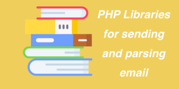 Collection of PHP Libraries for sending and parsing email